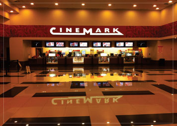 Cinemark Shopping Via Vale Garden