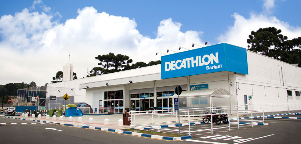 Decathlon Barigui