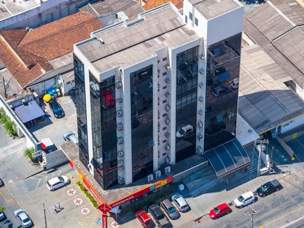 Edifício Comercial Saulo Lopes Moraes